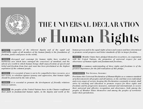Človekove pravice