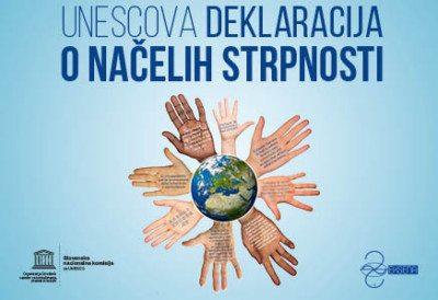 Unescova deklaracija o nacelih strpnosti