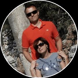 Vili in Barbara - slušatelja delavnice partnerskega odnosa