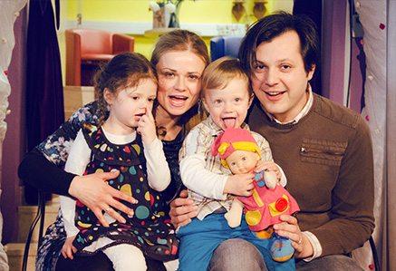 Družina - delavnica odnosa otrok-starš-otrok Izobraževalni center Eksena Šentjur