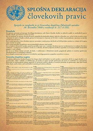 Splošna deklaracija človekovih pravic