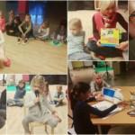 Tematska delavnica Kako obvarovati sebe za otroke Šentjur Izobraževalni center Eksena Vila