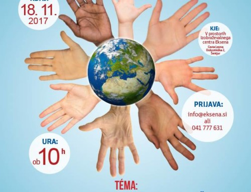 Slavnostna obeležitev mednarodnega dneva strpnosti