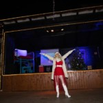 Obisk božičke na Ekseni Šentjur Izobraževalni center Eksena Kapljica Šentburger božiček veseli december