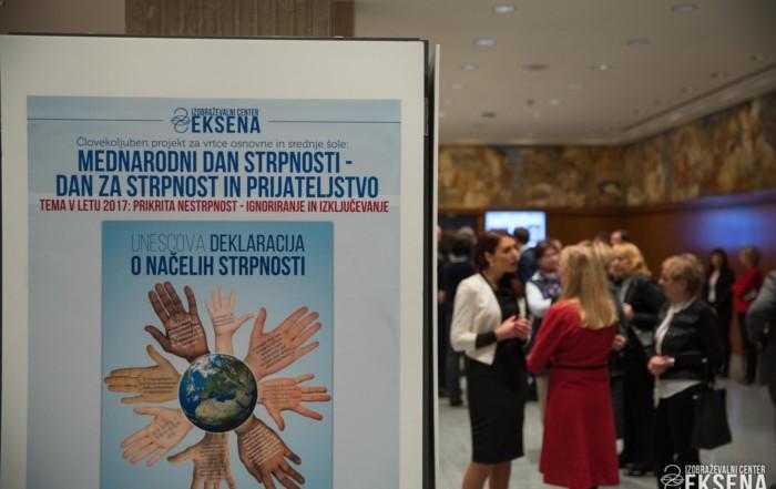 Mednarodni dan strpnosti v državnem zboru Republike Slovenije Eksena SoulGreg Artist